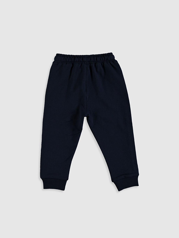 %100 Pamuk Dar Pantolon Diğer Aile koleksiyonu Erkek Bebek Eşofman Alt