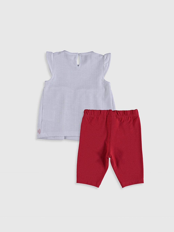 Kız Bebek Kız Bebek Bluz ve Pantolon