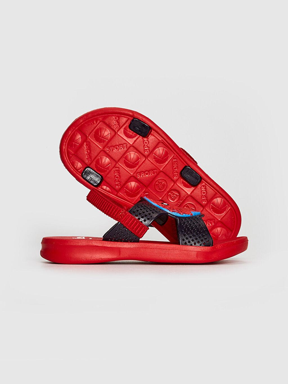 Erkek Çocuk Spiderman Lisanslı Sandalet