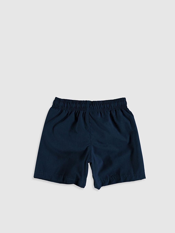 %100 Polyester %100 Polyester Yüzme Şort Astarlı Erkek Çocuk Deniz Şortu