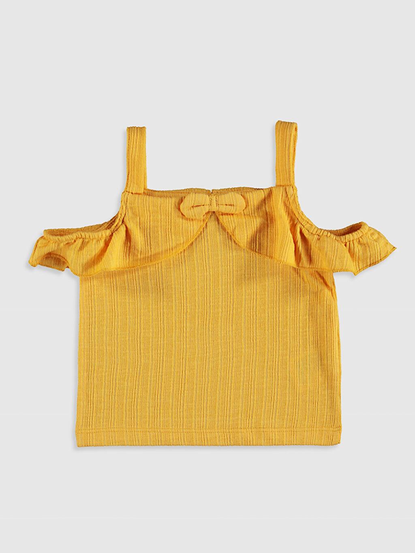 Kız Bebek Kız Bebek Tişört Ve Etek