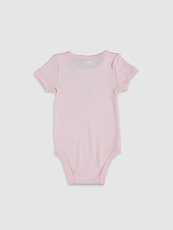 Kız Bebek Kız Bebek Baskılı Çıtçıtlı Body