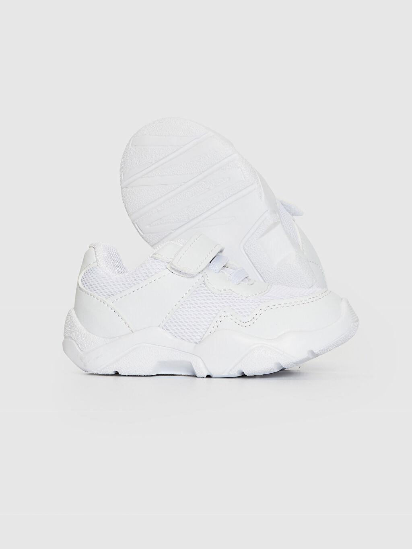 Erkek Bebek Erkek Bebek Cırt Cırtlı Günlük Ayakkabı