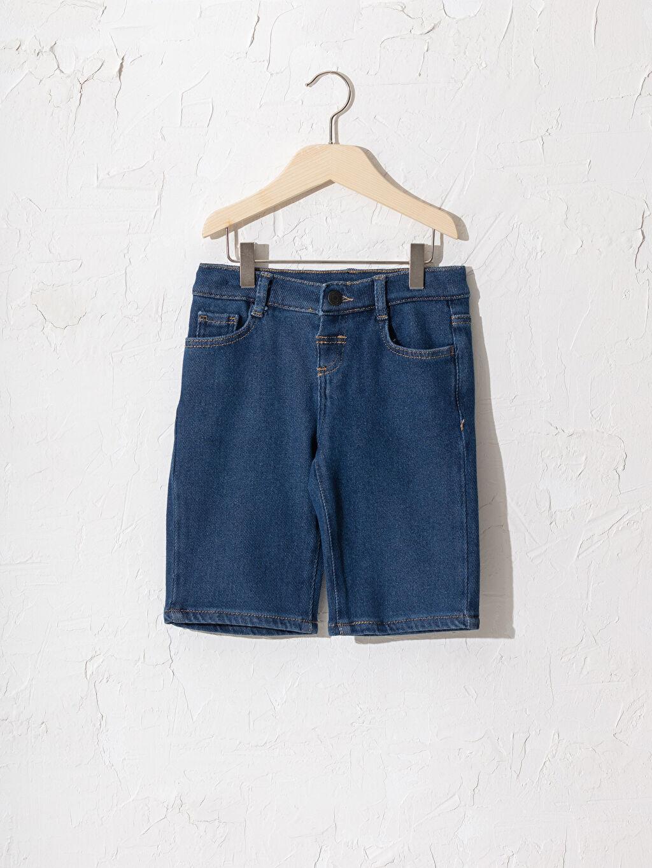 Mavi Erkek Çocuk Jean Roller 0SP565Z4 LC Waikiki