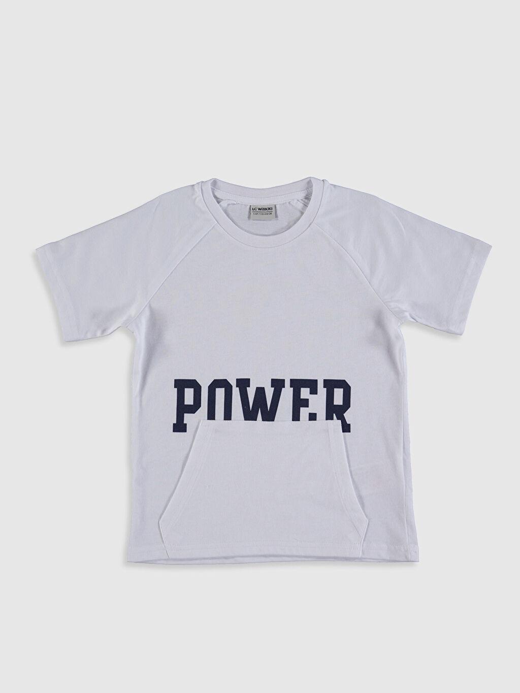 Erkek Çocuk Erkek Çocuk Tişört Ve Şort