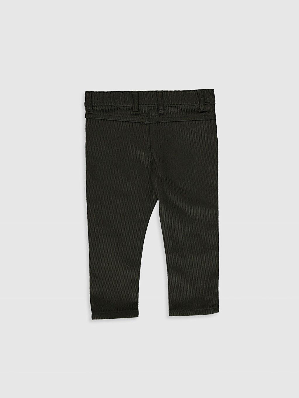 %97 Pamuk %3 Elastan Pantolon Erkek Bebek Pamuklu Pantolon