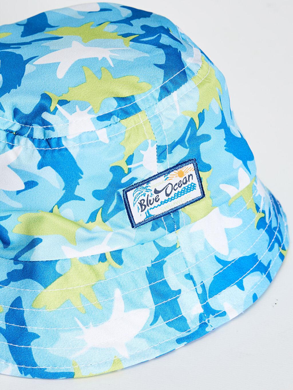 Erkek Çocuk Erkek Çocuk Balıkçı Şapka