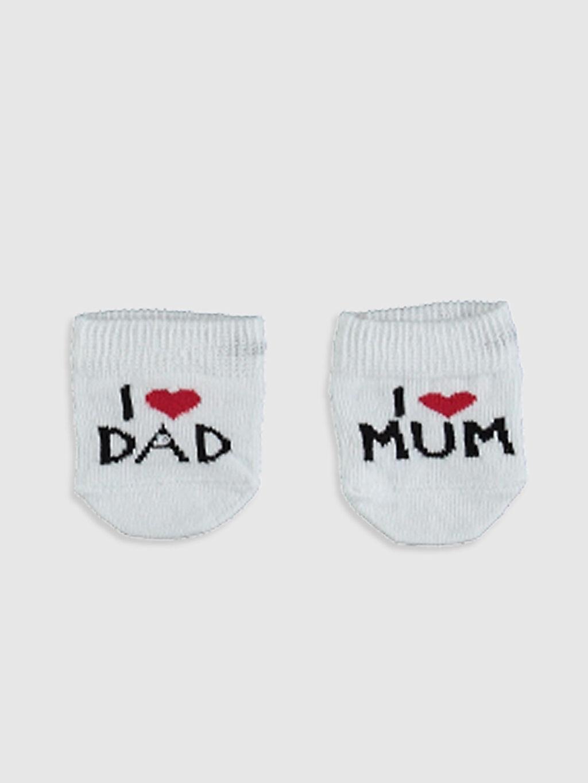 Kız Bebek Kız Bebek Patik Çorap