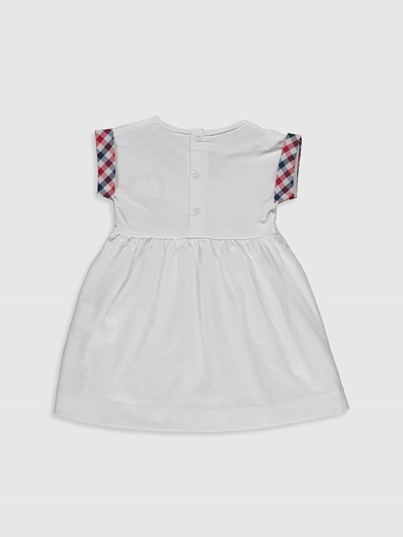 Elbise Baskılı Luggi Baby Kız Bebek Elbise
