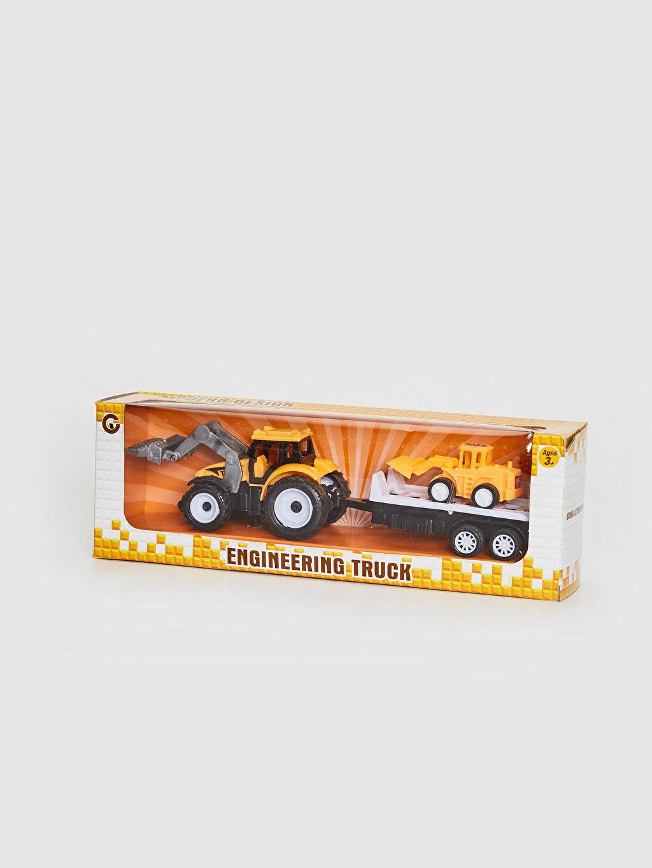 Çok Renkli Oyuncak Arabalı Traktör 0SU108Z4 LC Waikiki