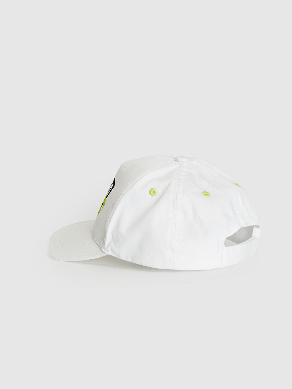 Erkek Çocuk Erkek Çocuk Baskılı Şapka