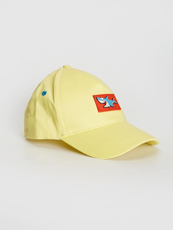 %97 Pamuk %3 Elastan Şapka Kep Erkek Çocuk Şapka