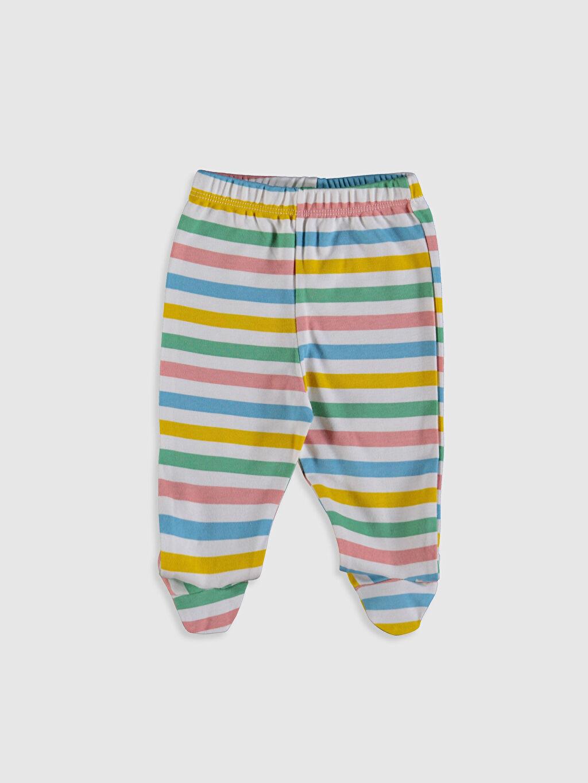 Luggi Baby Yenidoğan Baskılı Pijama Takımı
