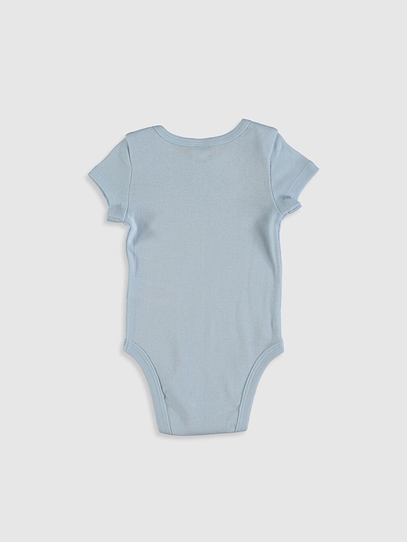 Kız Bebek Kız Bebek Pamuklu Çıtçıtlı Body