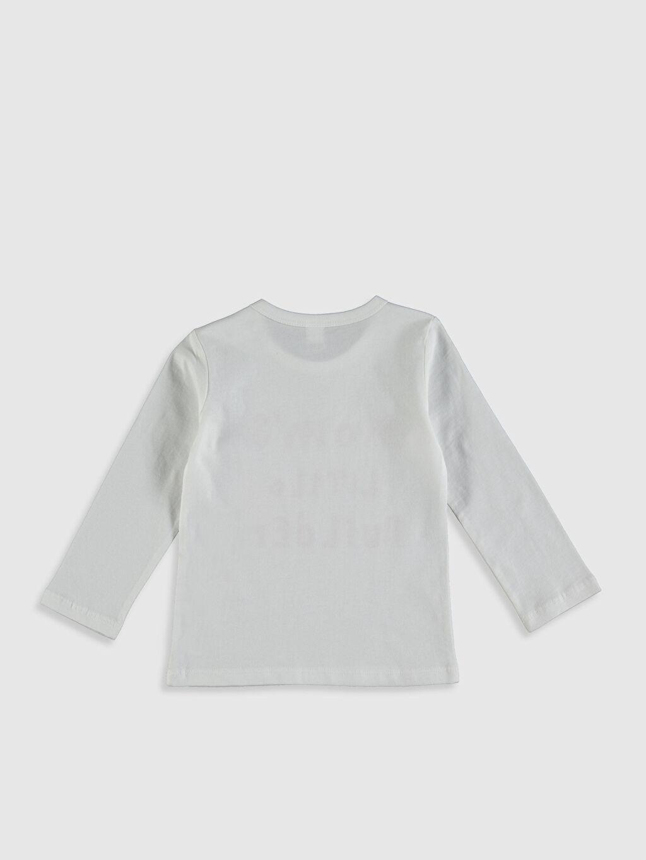 Erkek Bebek Erkek Bebek Yazı Baskılı Tişört