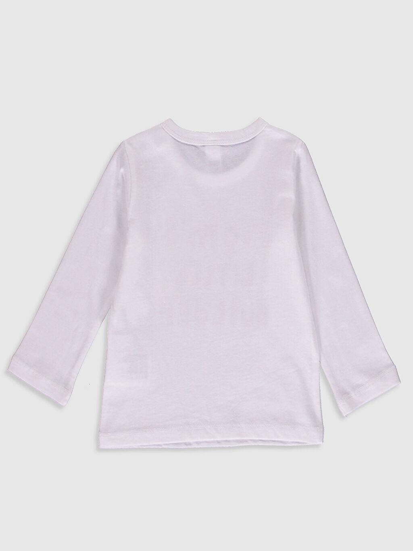 %100 Pamuk Erkek Bebek Yazı Baskılı Tişört