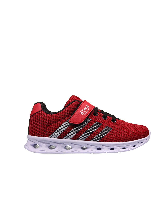 Kırmızı MP ONE Çocuk Cırt Cırtlı Spor Ayakkabı 0SAJ80Z4 LC Waikiki