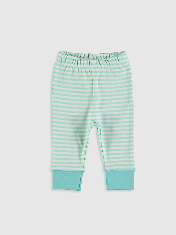 Organic Kid Organik Pamuklu Baskılı Pijama Takımı