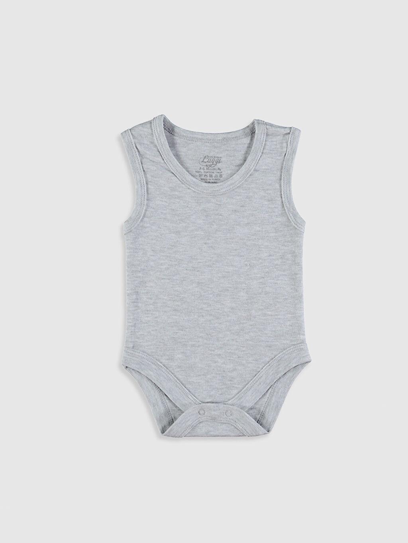 Kız Bebek Luggi Baby Kız Bebek Çıtçıtlı Body 5'li