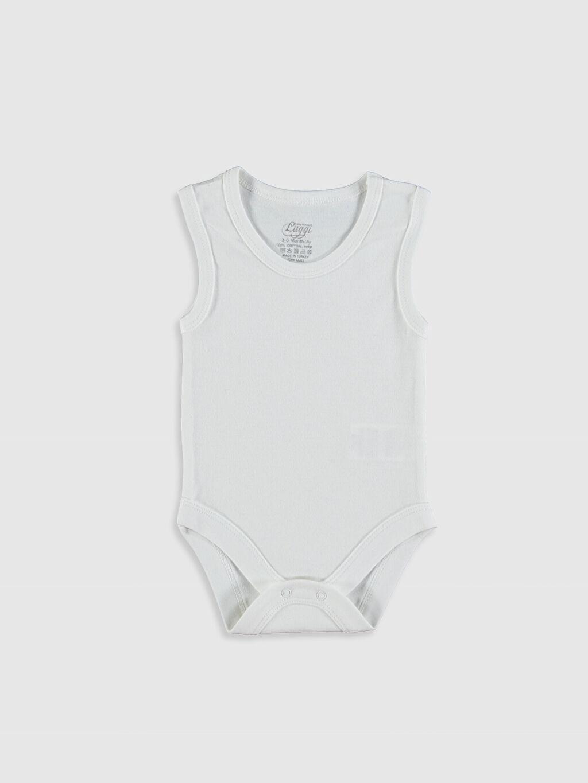 Luggi Baby Kız Bebek Çıtçıtlı Body 5'li