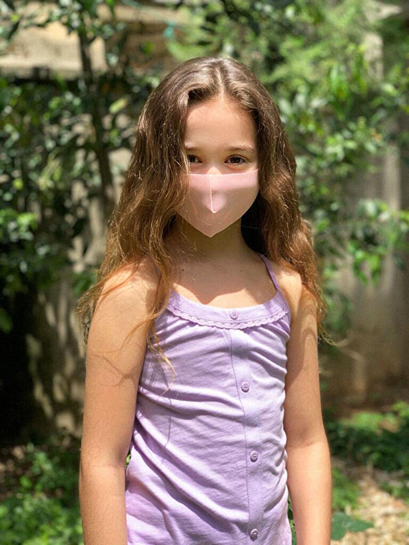 Çok Renkli 8-14 Yaş Kız Çocuk Yıkanabilir Yüz Maskesi 2'Li 0SAS31Z4 LC Waikiki