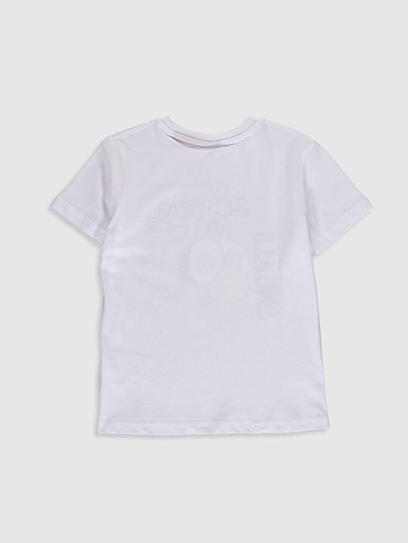 %100 Pamuk %93 Polyester %7 Elastan %100 Pamuk Standart Baskılı Tişört Bisiklet Yaka Sizinkiler Kısa Kol Erkek Çocuk Zeytin Baskılı Tişört Ve Maske