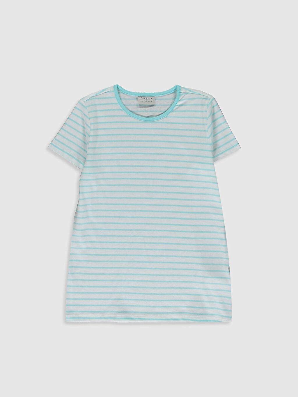 Kız Çocuk Kız Çocuk Pamuklu Tişört 2'Li