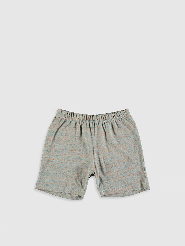 Antebies Organik Pamuklu Erkek Çocuk Pijama Takımı