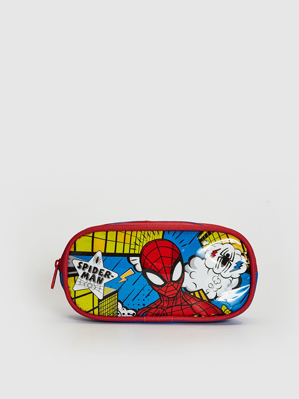 Mavi Erkek Çocuk Spiderman Kalemlik 0W3118Z4 LC Waikiki