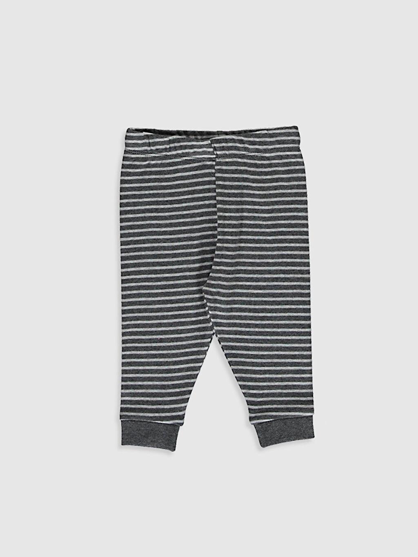 Erkek Bebek Baskılı Pijama Takım