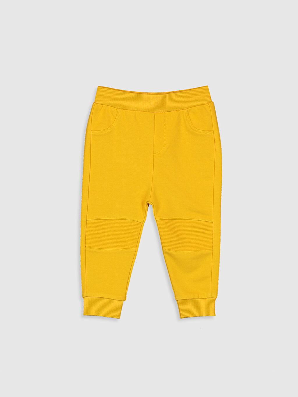 Sarı Erkek Bebek Jogger Pantolon 0W5055Z1 LC Waikiki