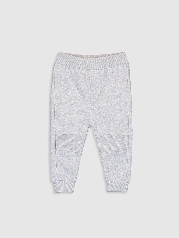 Ekru Erkek Bebek Jogger Pantolon 0W5055Z1 LC Waikiki