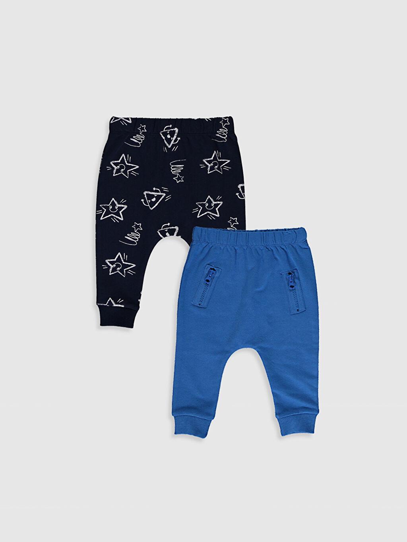 Mavi Erkek Bebek Pantolon 2'Li 0W5683Z1 LC Waikiki
