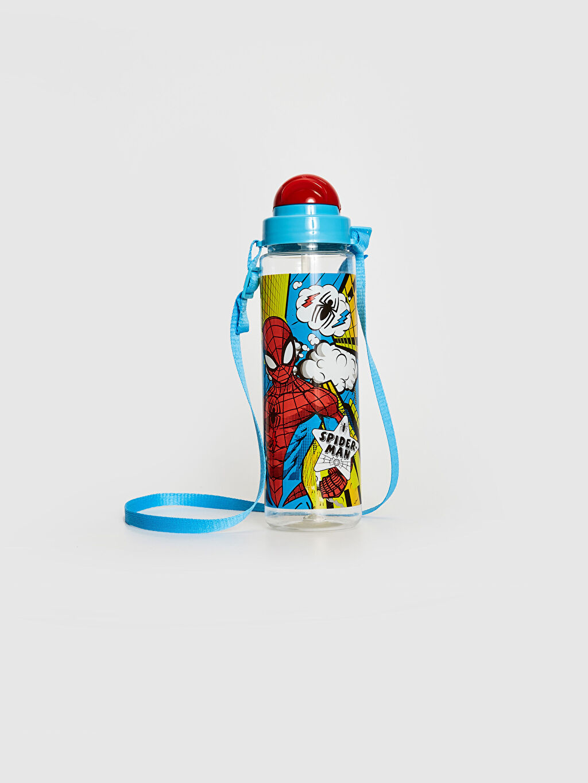Çok Renkli Erkek Çocuk Spiderman Lisanslı Suluk 0W7561Z8 LC Waikiki