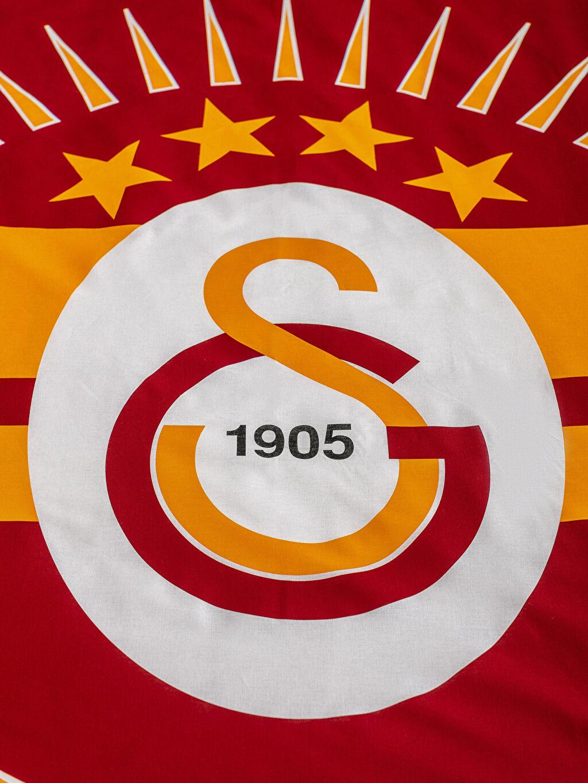 %100 Pamuk Galatasaray Lisanslı Çocuk Nevresim Takımı