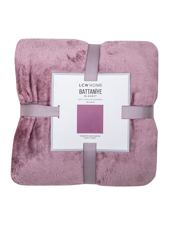 %100 Polyester Well Soft Battaniye