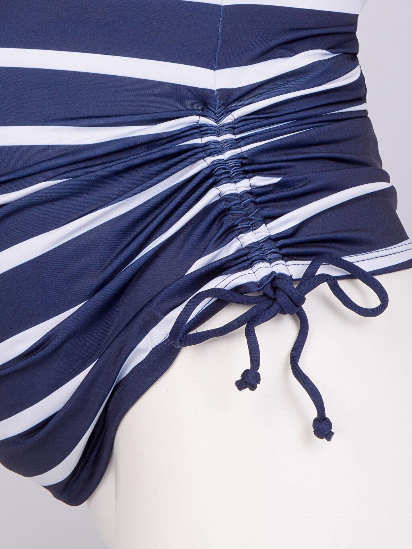 %84 Polyester %16 Elastan Hamile Bikini Takımı