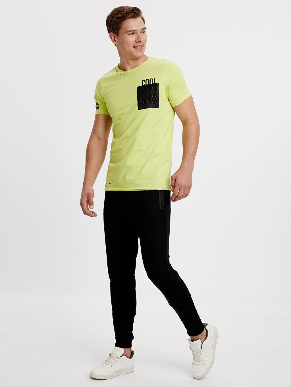 Erkek Baskılı Tişört