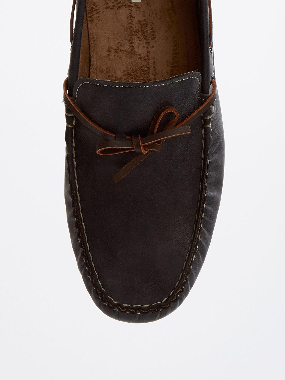 Siyah Erkek Loafer Ayakkabı