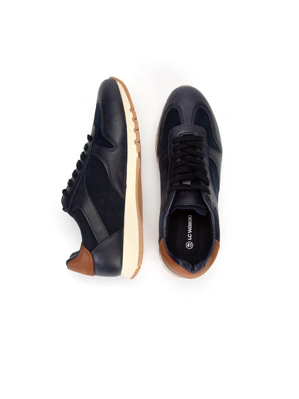 Tekstil malzemeleri Diğer malzeme (poliüretan) Tekstil malzemeleri Diğer malzeme (poliüretan) Sneaker Bağcık Kısa Spor Ayakkabı