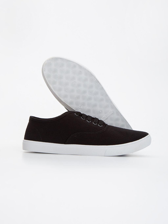 Erkek Kumaş Görünümlü Günlük Ayakkabı