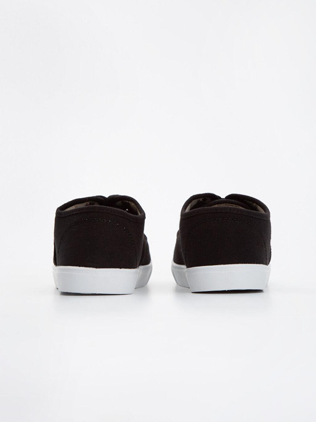 Kumaş Görünümlü Günlük Ayakkabı