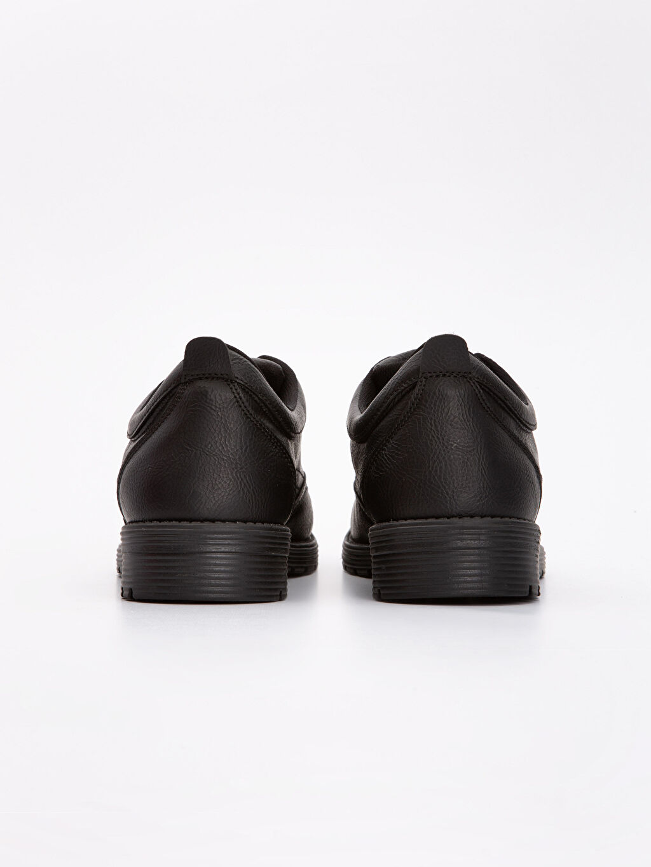 Erkek Kalın Taban Klasik Ayakkabı