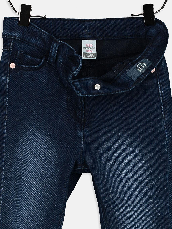 Kız Bebek Kız Bebek Skinny Jean Pantolon