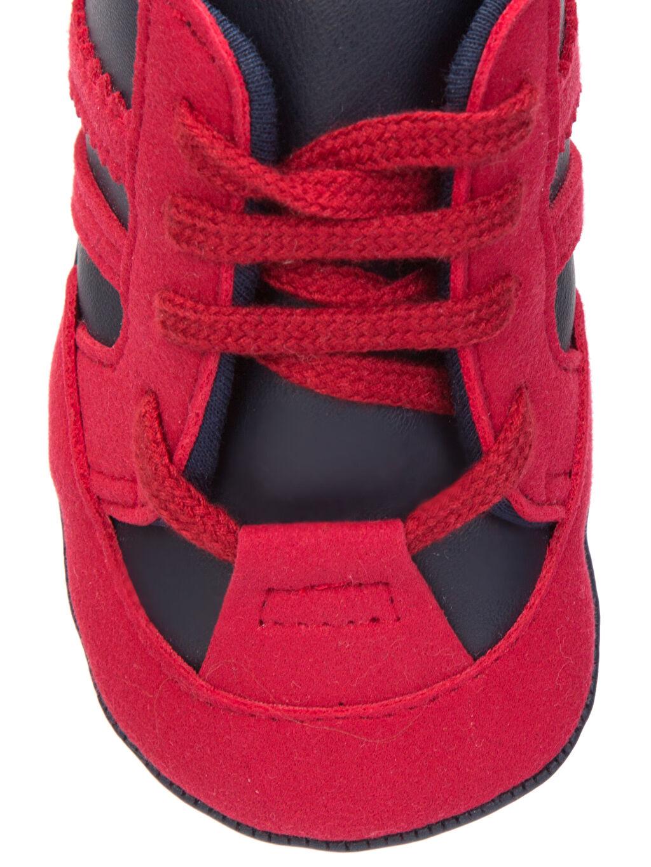 LC Waikiki Kırmızı Erkek Bebek ilk Adım Ayakkabısı