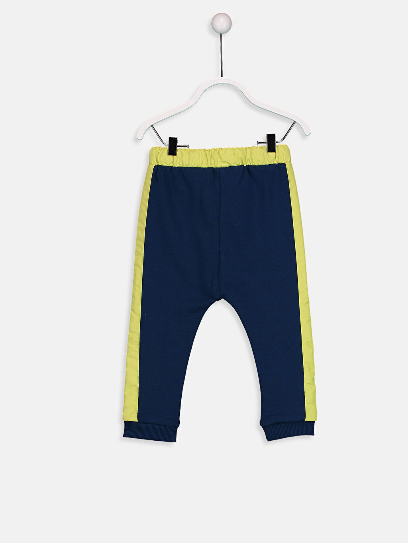 %100 Pamuk  Erkek Bebek Jogger Eşofman Altı