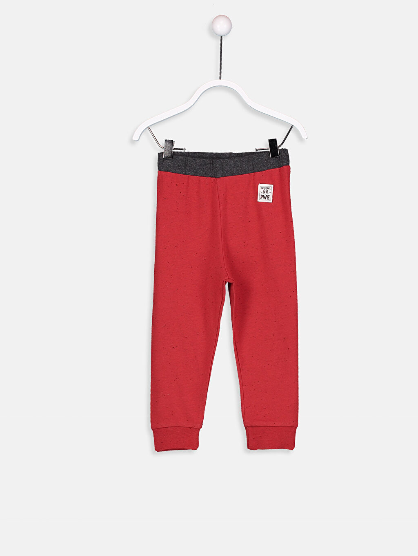 Kırmızı Erkek Bebek Tayt 8WN503Z1 LC Waikiki