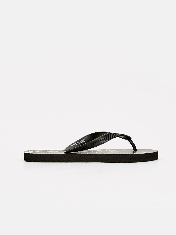 %0 Diğer malzeme (pvc) %0 Diğer malzeme (eva) Terlik ve Sandalet Erkek Parmak Arası Plaj Terliği