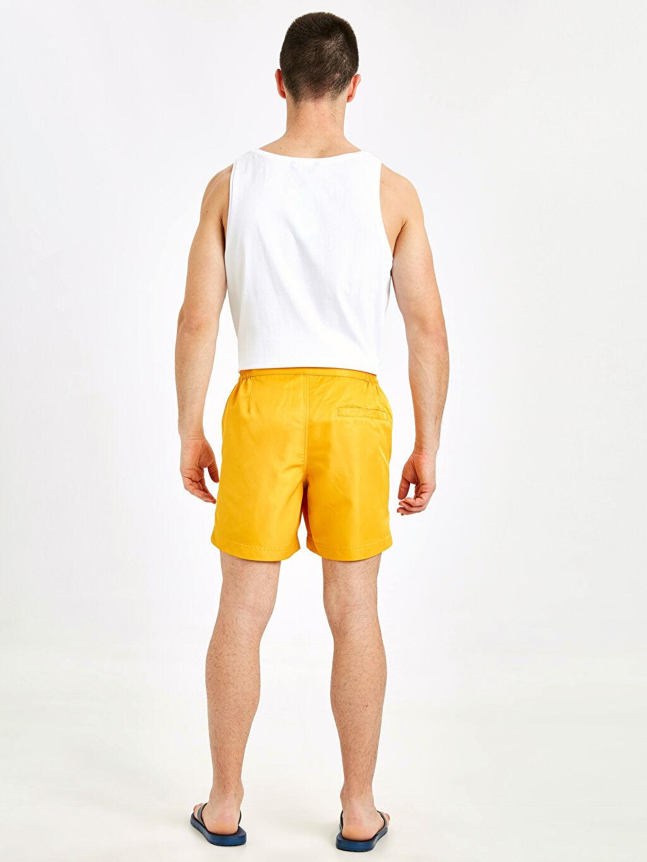 Erkek Kısa Boy Deniz Şortu
