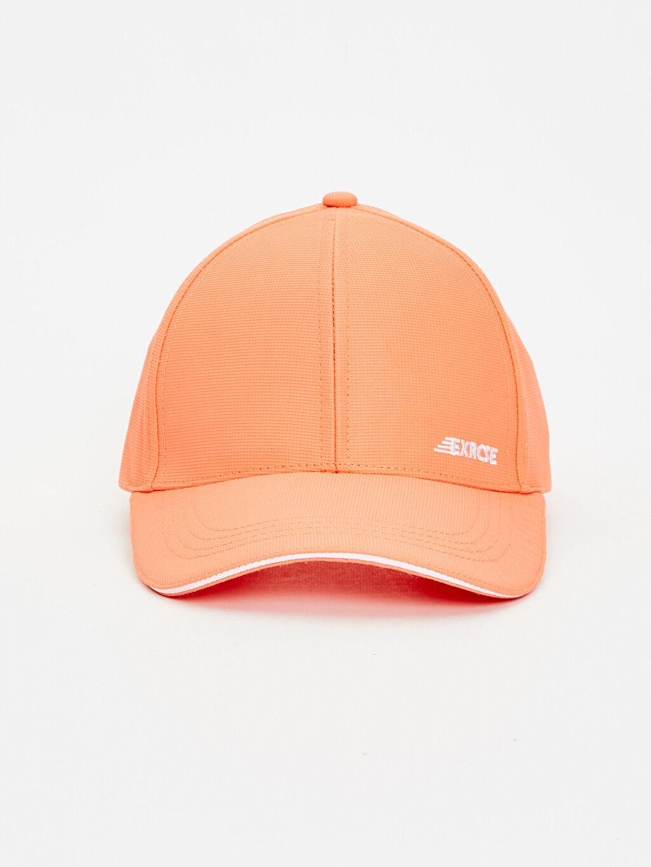 Kadın Yazı Baskılı Neon Şapka